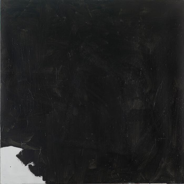 schwarz weiß, 2016, Anne Doris Borgsen